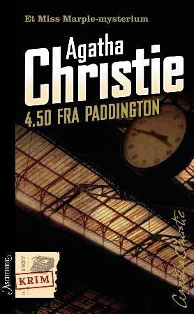 """""""4.50 fra Paddington"""" av Agatha Christie"""