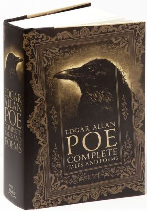 Edgar Allan Poe: Complete Tales and Poems. I love using books as part of my party decor & this would be amazing worked into a Poe themed event.
