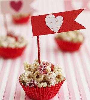 Cupid Clusters (via Parents.com)