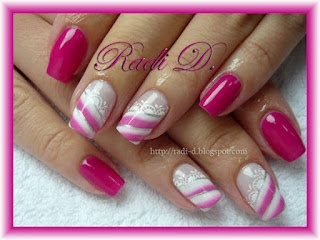 It`s all about nails: Ylin mood polish 3