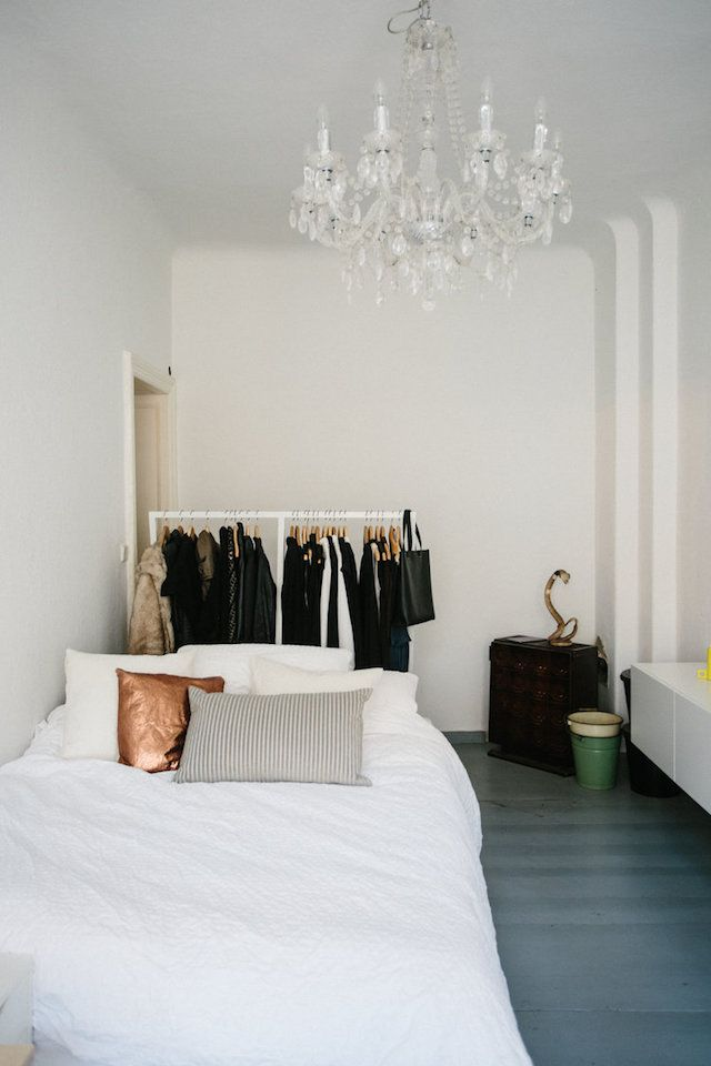 An inspiring Berlin apartment full of contrast