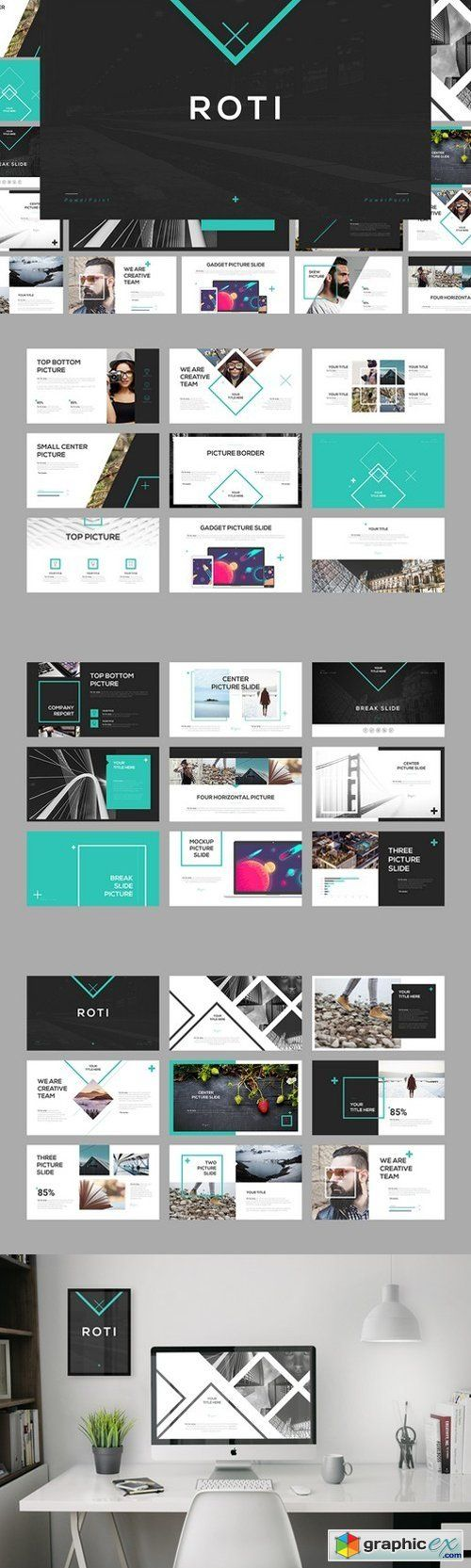 27 best Powerpoint Templates images on Pinterest | Chart design ...
