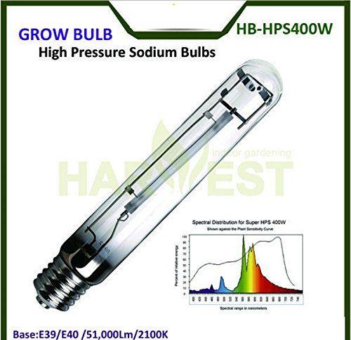 cool Norma de la UE E40400W Super lúmenes bombillas de sodio de alta presión crecimiento lámpara de crecimiento de plantas luces HPS para floración, Paquete de 2, 24000h vida Mas info: http://comprargangas.com/producto/norma-de-la-ue-e40-400-w-super-lumenes-bombillas-de-sodio-de-alta-presion-crecimiento-lampara-de-crecimiento-de-plantas-luces-hps-para-floracion-paquete-de-2-24000h-vida/