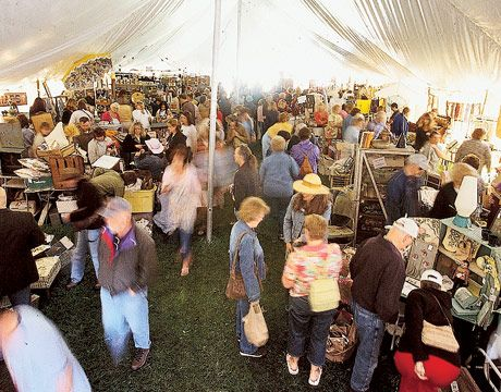 Tips for Shopping Antique Shows and Fairs