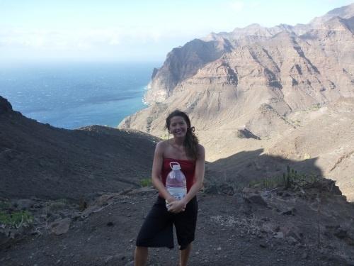 Rosita bloggar om bergsvandring på Gran Canaria.