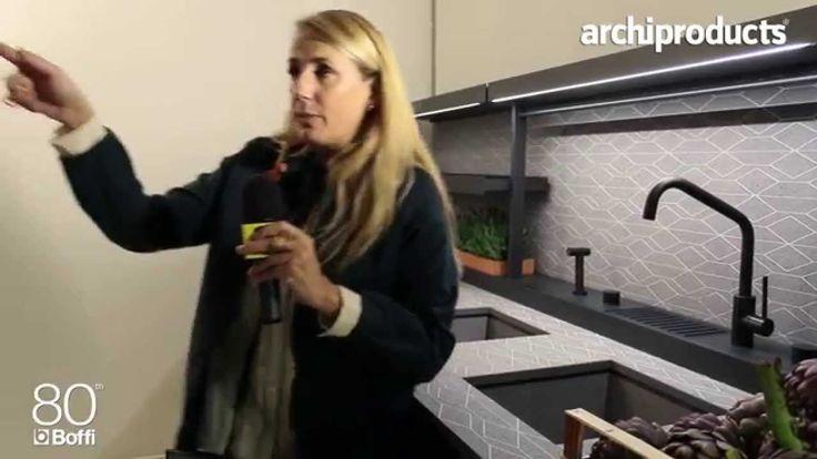 BOFFI   Patricia Urquiola - Fuorisalone 2014