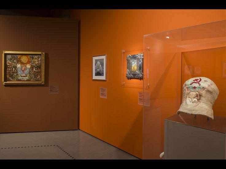 Frida Kahlo. L'allestimento della mostra