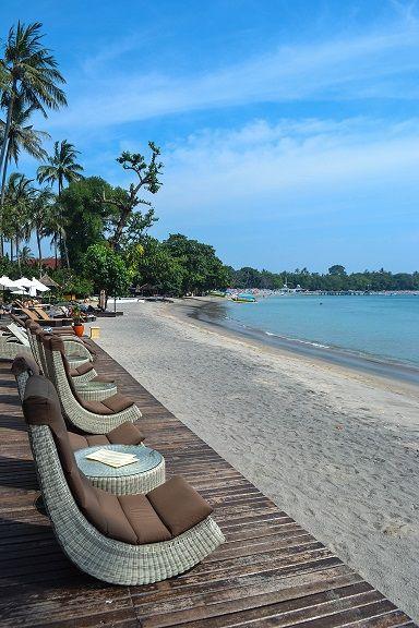 Senggigi Beach - Lombok, Indonesia