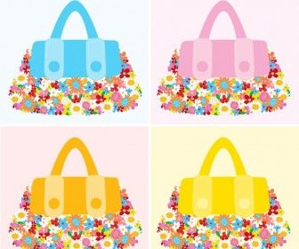 Fashion Flower Bags:  http://vectorspedia.com/free-vector/fashion-flower-bags-7279/
