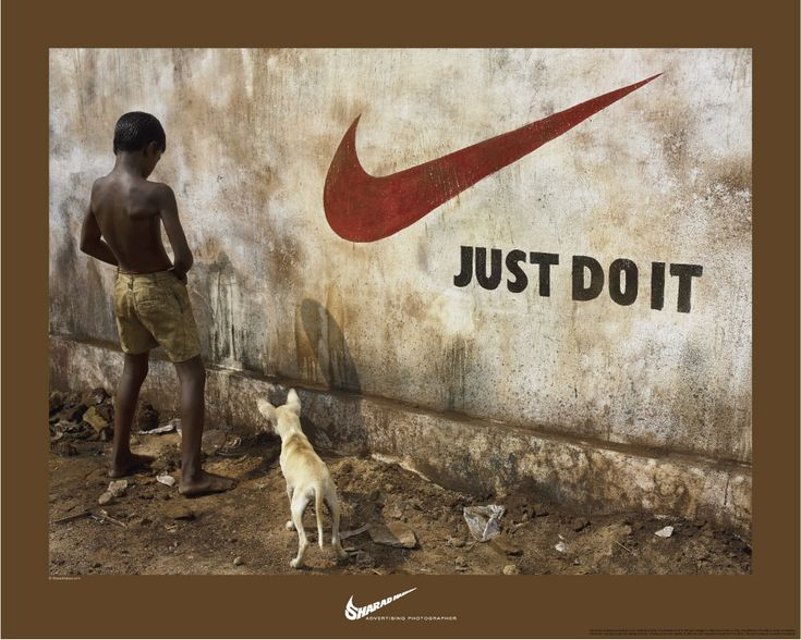 nike's cultural innovation based upon a radical extension of its runner's ideology of postwar self-empowerment: no matter who you are, no matter what your physical, economic, or social limitations are - just do it!