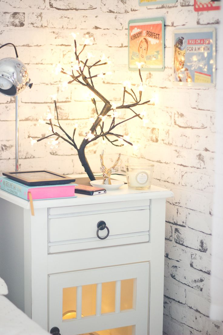 Luminária de árvore