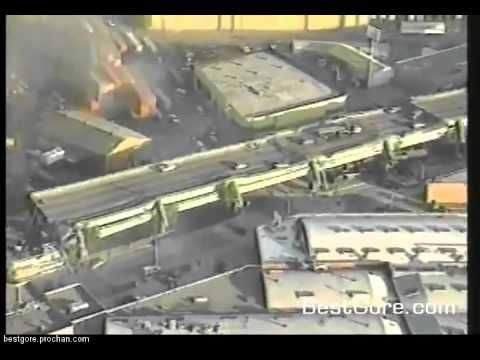 The Great San Francisco Earthquake of 1989   Rare Police Video   Part 1