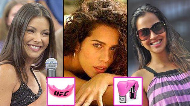 Mulheres e MMA, um caso de amor e admiração!   Esquenta