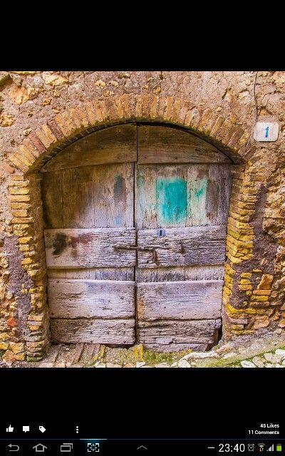 Rugged door