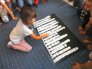 5o - 7o ΝΗΠΙΑΓΩΓΕΙΑ ΤΥΡΝΑΒΟΥ: Δραστηριότητες για την εκμάθηση του ονόματος