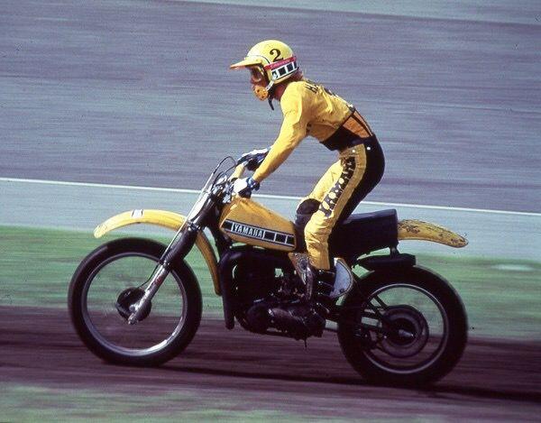 Bob Hall Honda >> Bob Hannah 1977 | Vintage bikes, Motocross racer, Yamaha bikes