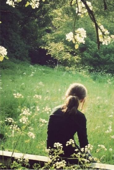 """""""Every soul innately yearns for stillness, for a space, a garden where we can till, sow, reap, and rest, and by doing so come to a deeper sense of self and our place in the universe. Silence is not an absence, but a presence. Not an emptiness, but repletion. A filling up."""" ― Anne LeClaire"""
