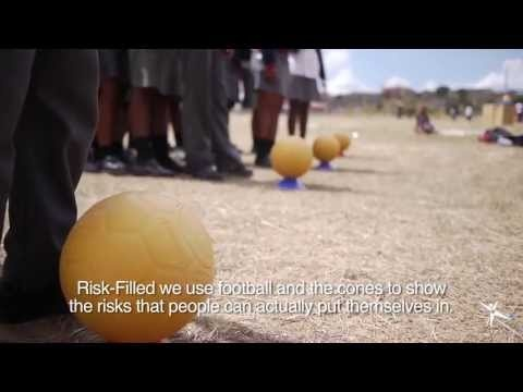 One World Futbol in Lesotho--Short video by Thomas Moll-Rocek