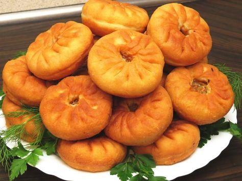 Домашние беляши: порадуйте домашних вкусным и сытным блюдом!