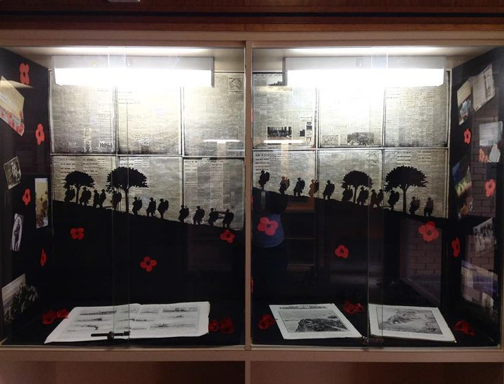 ANZAC DAY 2015 DISPLAY: Commemorating 100 years since the Gallipoli landing in ANZAC Cove, April 25th 1915.