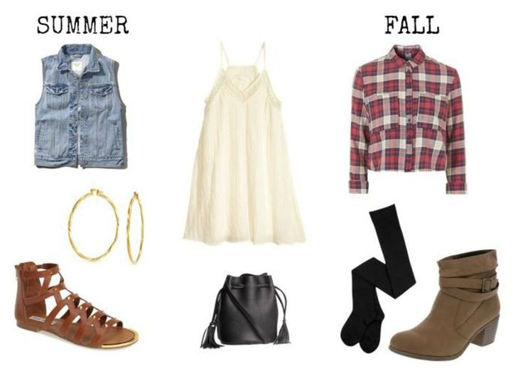 How to Transition Your Favorite Summer Outfits Into Fall - College Fashion