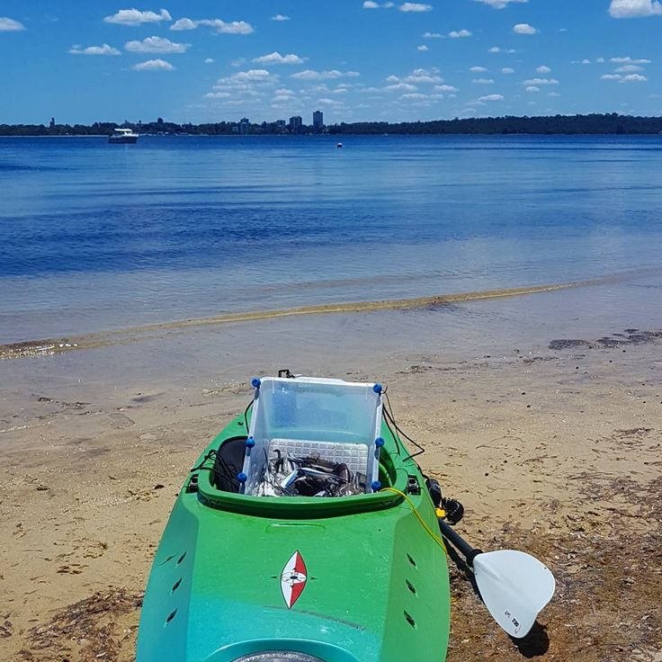 River  Kayak = Dinner. A couple of hours kayaking with some crab nets on the Swan River this morning and a dinner of sweet Blue Swimmer crabs tonight. #justanotherdayinwa #kayakfishing #crabbing