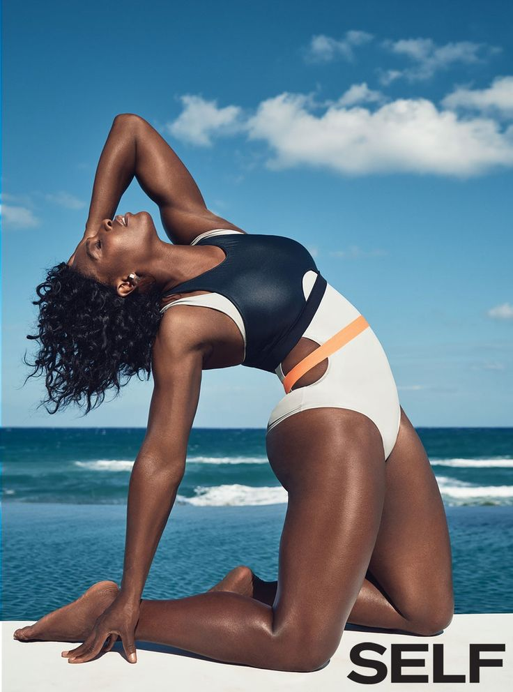 "Serena Williams in Self: ""I Love My Body, I Would Never Change Anything About It"""