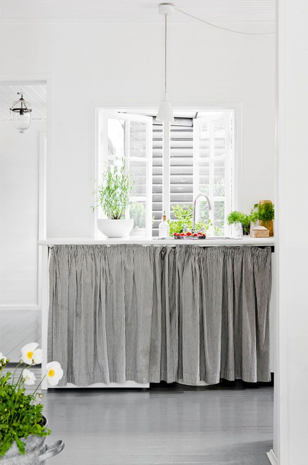 17 Best Images About Conserve W Cabinet Curtains On