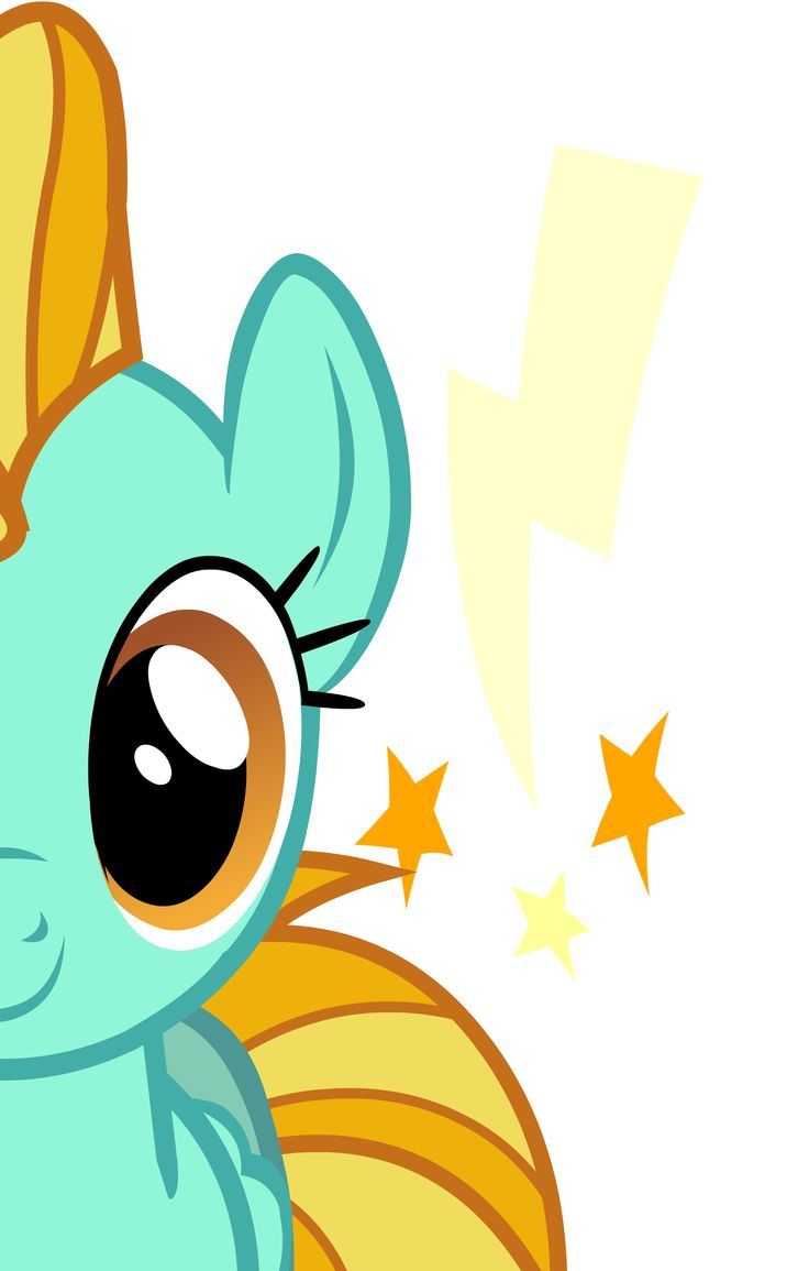 My Little Pony - Lightning Dust