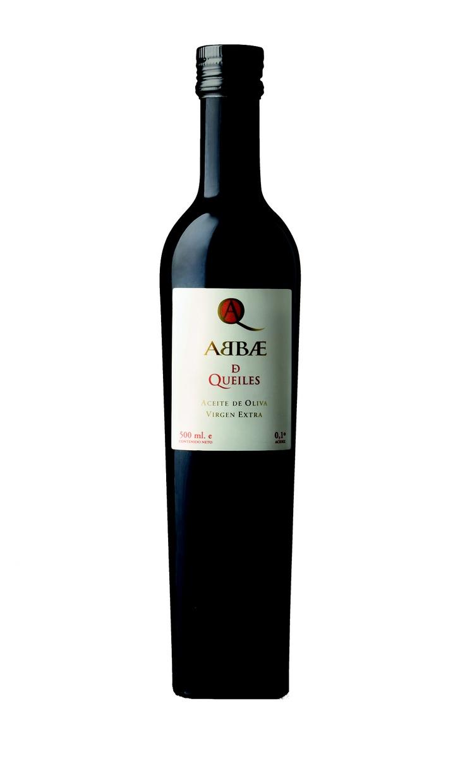Aceite de oliva Hacienda Queiles