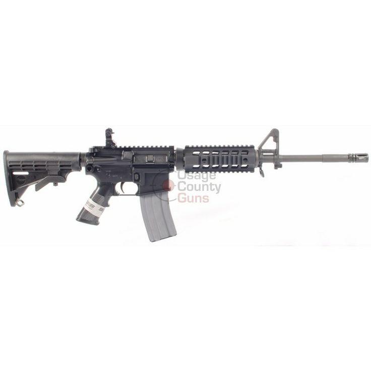 "Sig M400 SIGM400, 16"" bbl, SWAT, Quad Rail, A2 syle grip"