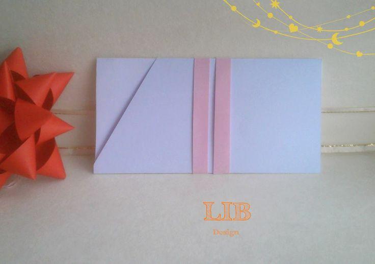 Modelo: Sobre Rectangular Ala Superior Triangular. Orientación: Horizontal.  ¡Pequeños Detalles hechos por Gente Grande y Divertida! ¡Conoce más de nosotros! Packaging ~ Twitter: LetItBeBox ~ Facebook: LetItBeBox