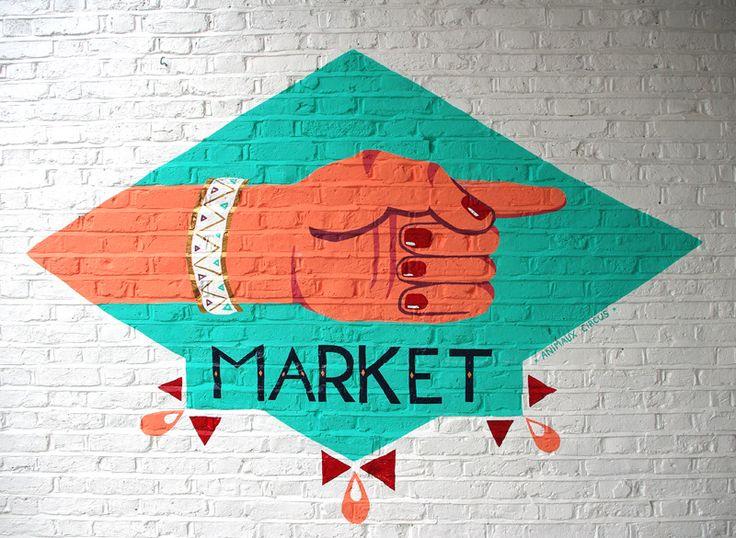 Wood Street Market - Animaux Circus