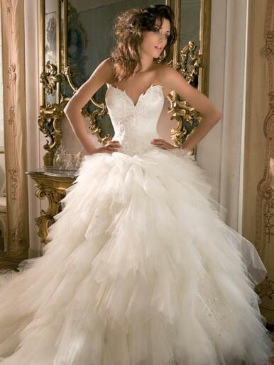 My Swan Princess Wedding Dress
