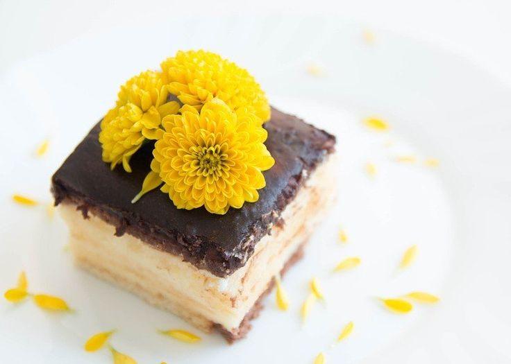 Sütést nem igénylő egyszerű desszert őszi estékre. Könnyű nassolni való mindenkinek.
