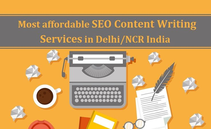 Seo content writing services india