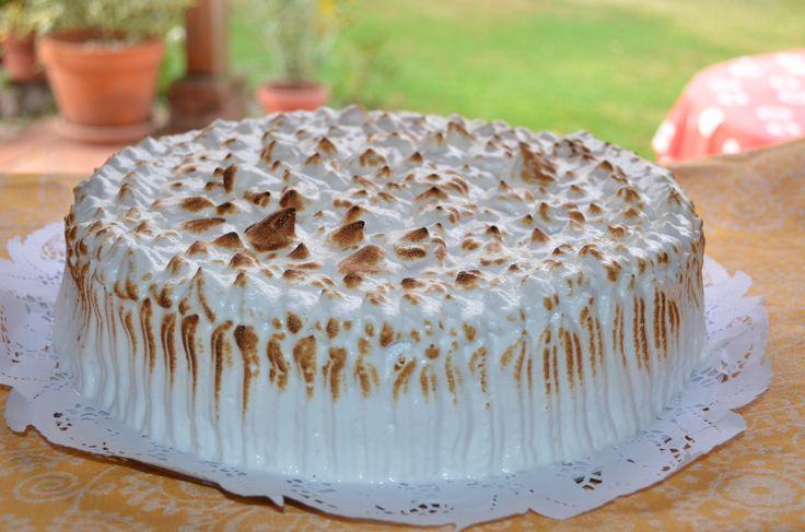 Torta tres leches rellena con manjar!