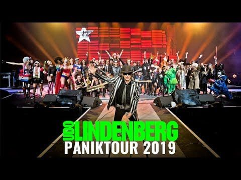 Udo Lindenberg Panik Tour 2019 Youtube Udo In 2019 Rock Legenden Lindenberger Und Berg