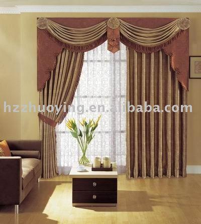 sellerie cantonniere rideau de la fen tre rideaux id du produit 347318329. Black Bedroom Furniture Sets. Home Design Ideas