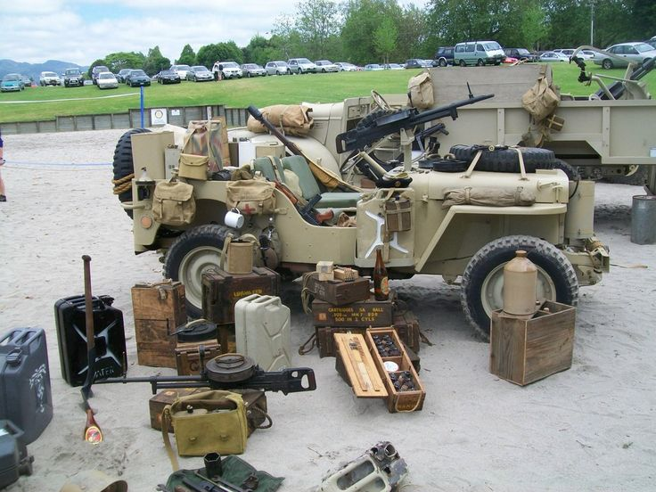sas ww2 jeeps | G503.com Message Forums • View topic - WW2 SAS Jeep Project