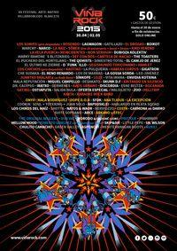 Últimas confirmaciones para el XX Festival Viña Rock