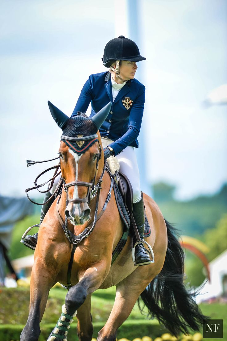Moments From Day 1 of CHIO Aachen 2015 - Edwina Tops Alexander - ph. Noelle Floyd