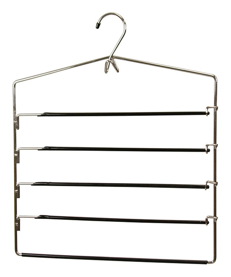 loving this black chrome trouser hanger on zulily zulilyfinds