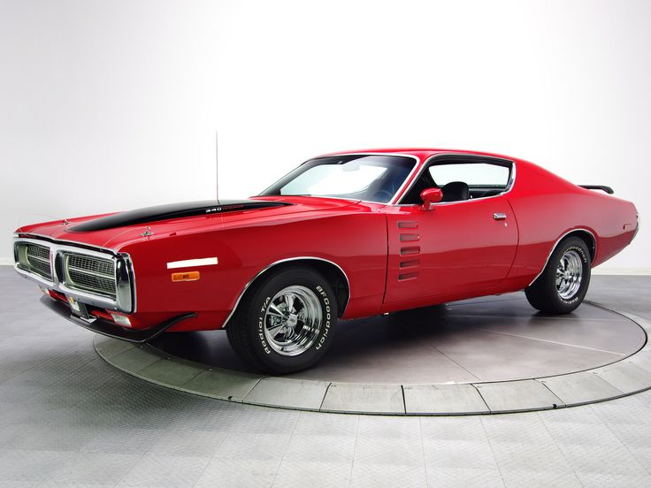 1972 Dodge Charger Rally 340 Magnum American Muscle