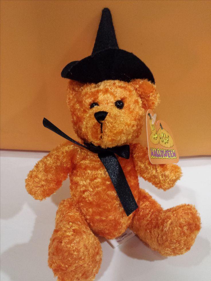 Halloween Witch Bear