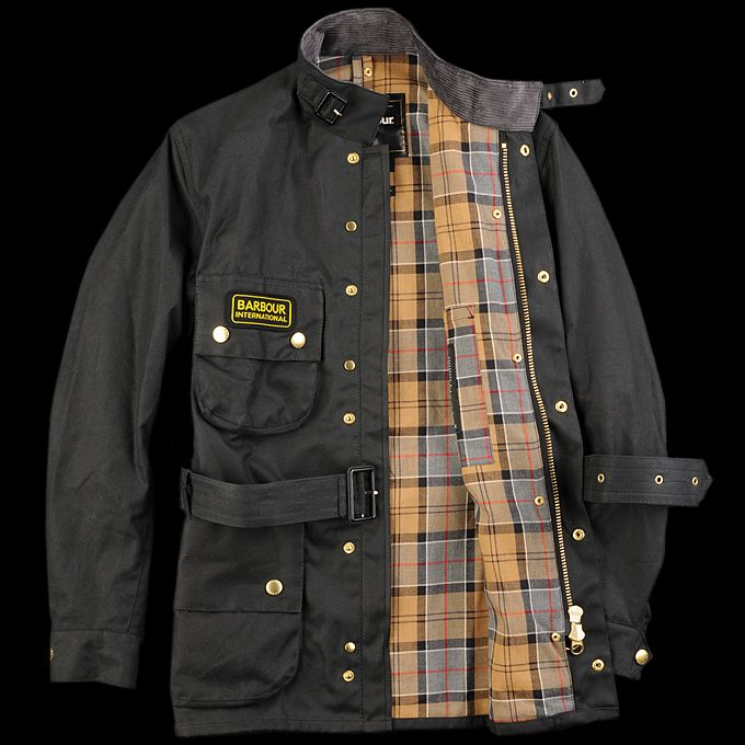 UNIONMADE - Barbour - International Jacket in Black