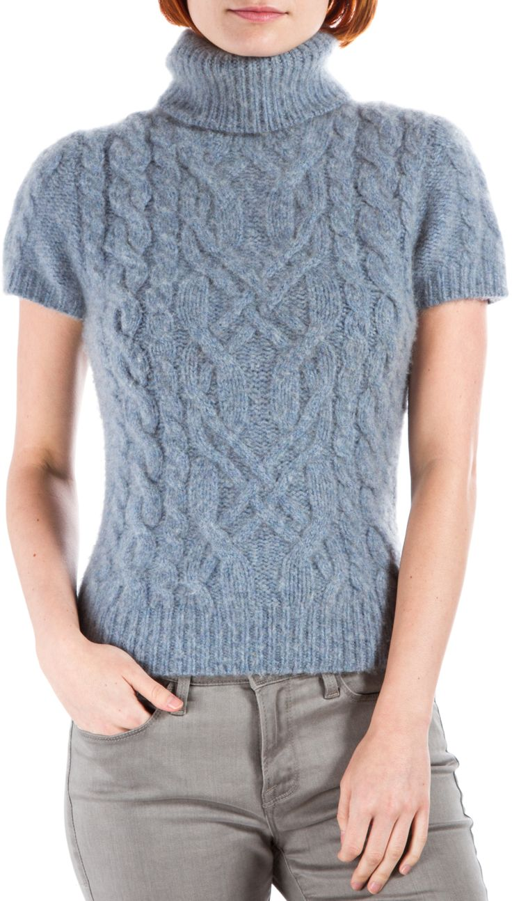 267 best sweaters images on Pinterest | Tricot crochet, Image and ...