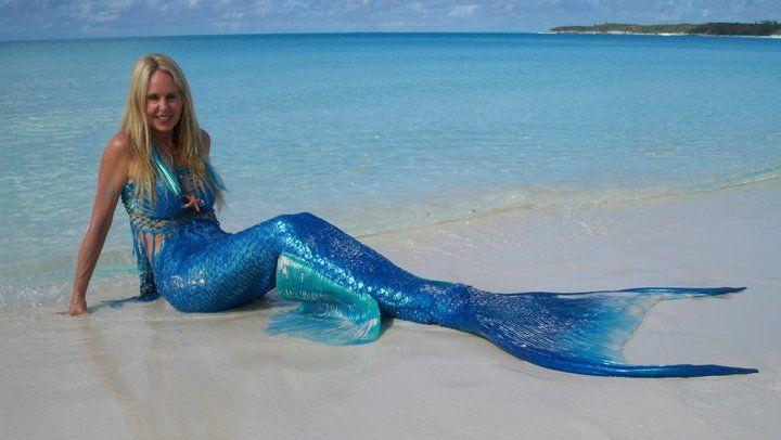 Real Mermaid Tail FlipTails - Custom Mer...