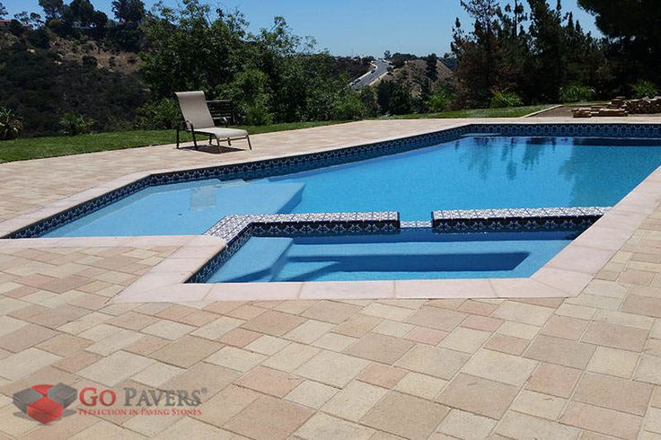 17 best images about lounging with pool deck pavers on for Pool design kg