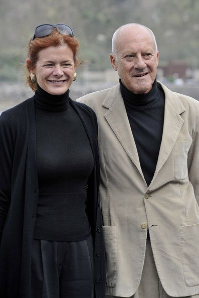 Norman Foster British architect Norman Foster and his wife Elena Ochoa ...  #Foster #Norman Pinned by www.modlar.com